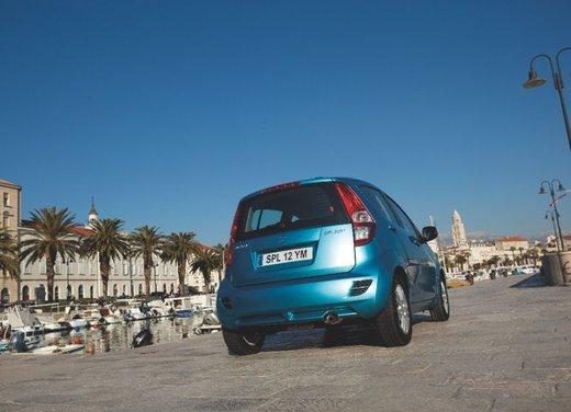 Suzuki Splash in promozione a 9.300 euro a novembre - Foto 6 di 7