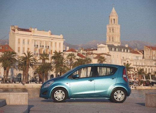 Suzuki Splash in promozione a 9.300 euro a novembre - Foto 7 di 7