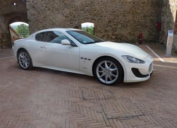 Maserati GranTurismo Sport provata su strada sui colli senesi - Foto 4 di 18