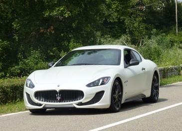 Maserati GranTurismo Sport provata su strada sui colli senesi - Foto 11 di 18
