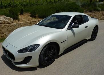 Maserati GranTurismo Sport provata su strada sui colli senesi - Foto 1 di 18