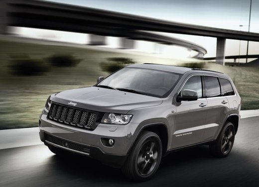 Jeep Grand Cherokee S Limited