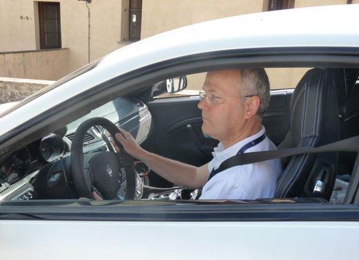 Maserati GranTurismo Sport provata su strada sui colli senesi - Foto 12 di 18