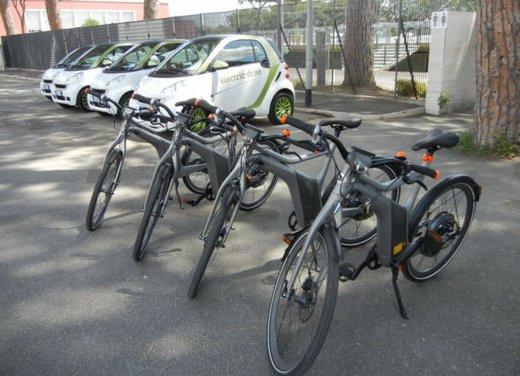 Provata Smart ebike, la nuova bici elettrica di Smart - Foto 1 di 20