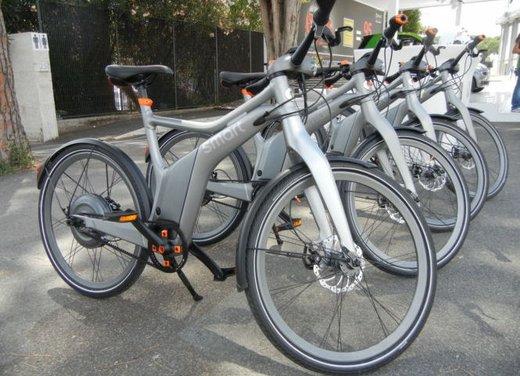 Provata Smart ebike, la nuova bici elettrica di Smart - Foto 2 di 20