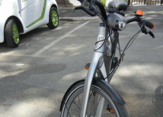 Provata Smart ebike, la nuova bici elettrica di Smart - Foto 3 di 20