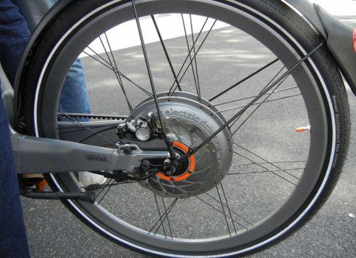 Provata Smart ebike, la nuova bici elettrica di Smart - Foto 4 di 20