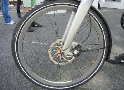 Provata Smart ebike, la nuova bici elettrica di Smart - Foto 5 di 20