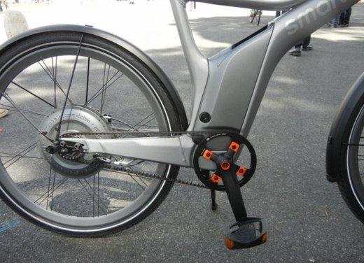 Provata Smart ebike, la nuova bici elettrica di Smart - Foto 6 di 20