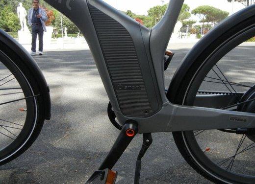Provata Smart ebike, la nuova bici elettrica di Smart - Foto 7 di 20