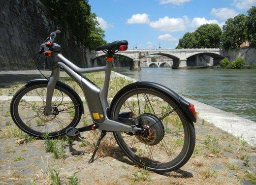 Provata Smart ebike, la nuova bici elettrica di Smart - Foto 9 di 20