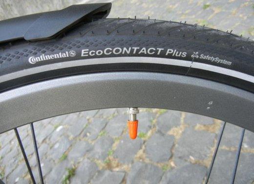 Provata Smart ebike, la nuova bici elettrica di Smart - Foto 12 di 20