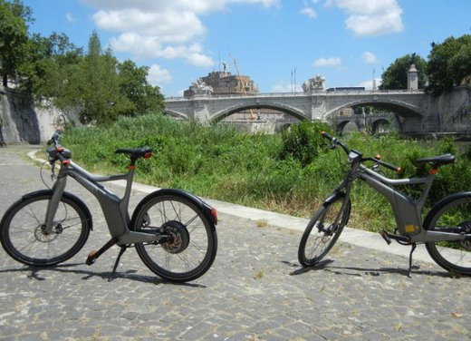 Provata Smart ebike, la nuova bici elettrica di Smart - Foto 13 di 20