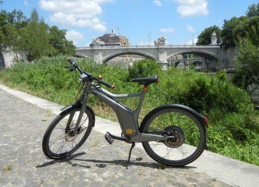 Provata Smart ebike, la nuova bici elettrica di Smart
