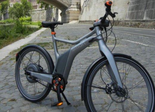 Provata Smart ebike, la nuova bici elettrica di Smart - Foto 16 di 20