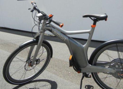Provata Smart ebike, la nuova bici elettrica di Smart - Foto 17 di 20
