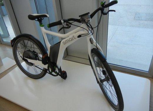 Provata Smart ebike, la nuova bici elettrica di Smart - Foto 19 di 20