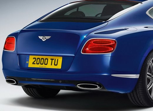 Bentley Continental GT Speed - Foto 15 di 16
