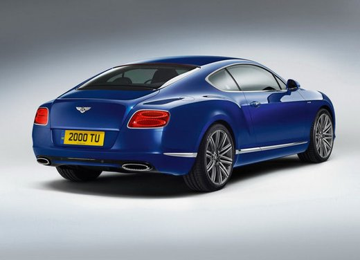Bentley Continental GT Speed - Foto 16 di 16