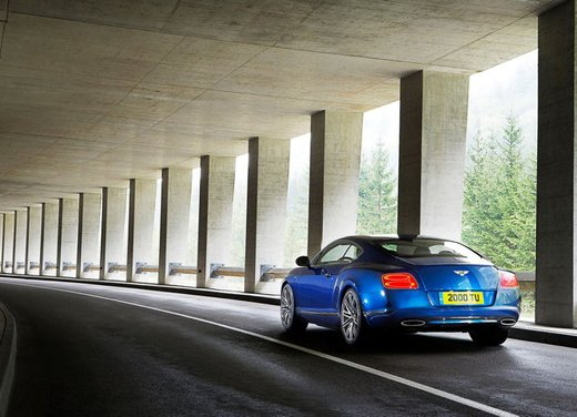 Bentley Continental GT Speed - Foto 7 di 16