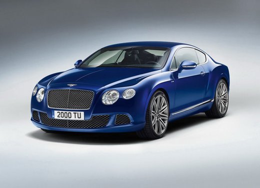 Bentley Continental GT Speed - Foto 8 di 16