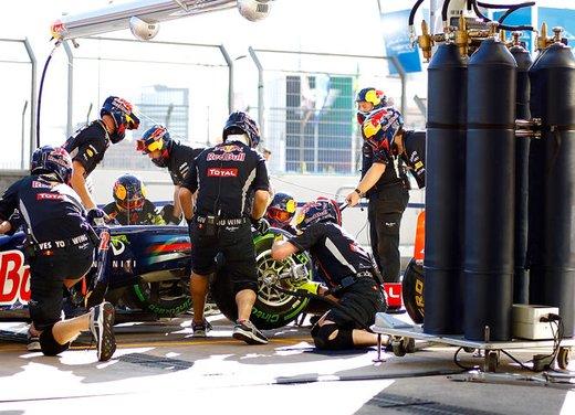 GP Europa F1 2012: video Pirelli - Foto 5 di 24
