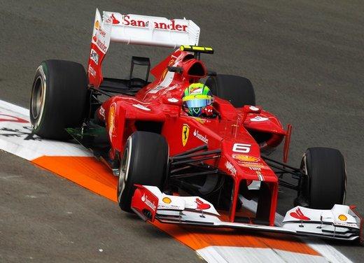 GP Europa F1 2012: video Pirelli - Foto 9 di 24