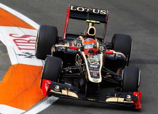 GP Europa F1 2012: video Pirelli - Foto 10 di 24