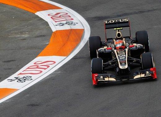 GP Europa F1 2012: video Pirelli - Foto 11 di 24