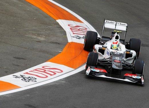 GP Europa F1 2012: video Pirelli - Foto 12 di 24