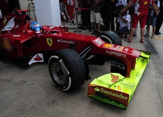 GP Europa F1 2012: video Pirelli - Foto 13 di 24