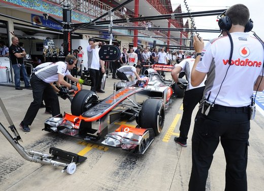 GP Europa F1 2012: video Pirelli - Foto 14 di 24