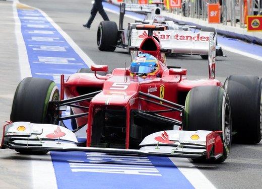 GP Europa F1 2012: video Pirelli - Foto 4 di 24