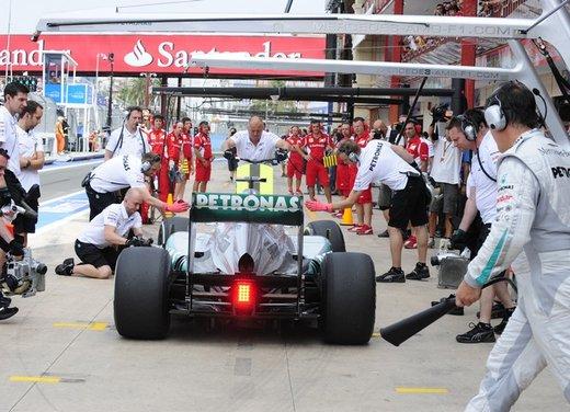 GP Europa F1 2012: video Pirelli - Foto 15 di 24