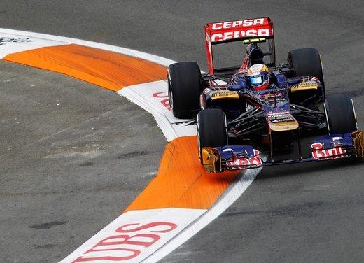 GP Europa F1 2012: video Pirelli - Foto 16 di 24