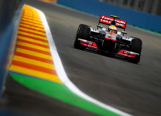 GP Europa F1 2012: video Pirelli - Foto 3 di 24