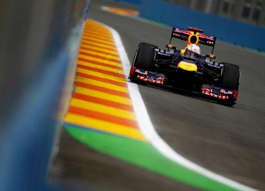 GP Europa F1 2012: video Pirelli - Foto 2 di 24