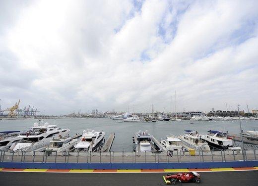 GP Europa F1 2012: video Pirelli - Foto 19 di 24