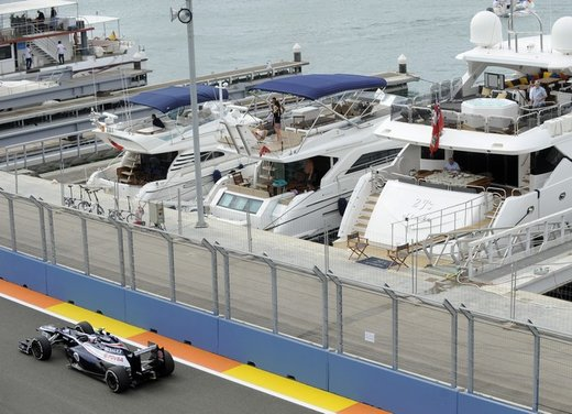 GP Europa F1 2012: video Pirelli - Foto 22 di 24