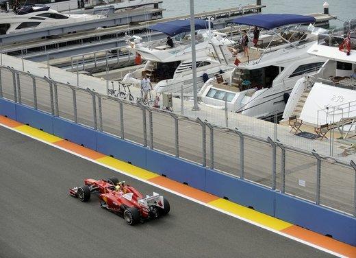 GP Europa F1 2012: video Pirelli - Foto 23 di 24