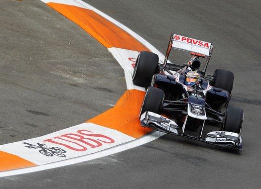 GP Europa F1 2012: video Pirelli - Foto 1 di 24