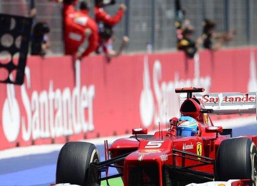 F1 2012, Gp di Valencia: Alonso bravo e fortunato!
