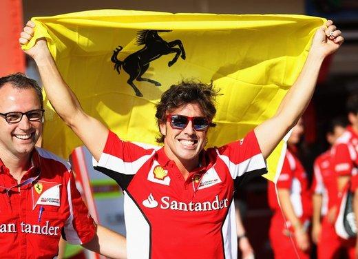 F1 GP Inghilterra: video Pirelli sul circuito di Silverstone - Foto 7 di 8