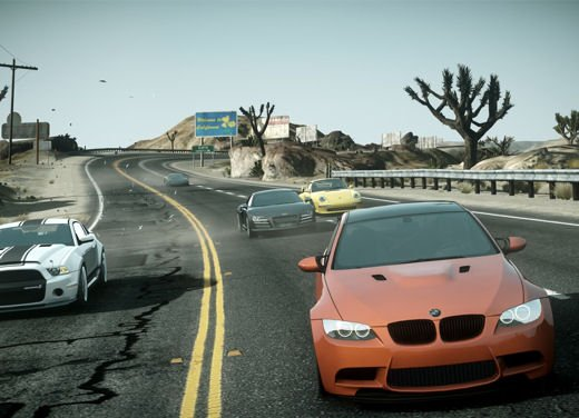 Need For Speed il film arriva nei cinema a marzo 2014 - Foto 2 di 9