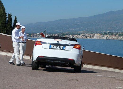 Lancia Flavia Cabrio, provata su strada la nuova Flavia scoperta - Foto 24 di 28