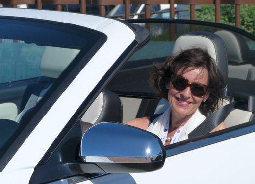 Lancia Flavia Cabrio, provata su strada la nuova Flavia scoperta