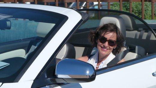 Lancia Flavia Cabrio, provata su strada la nuova Flavia scoperta - Foto 8 di 28