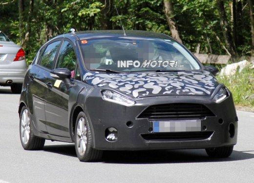 Ford Fiesta 2012, la nuova generazione pronta al debutto - Foto 1 di 24