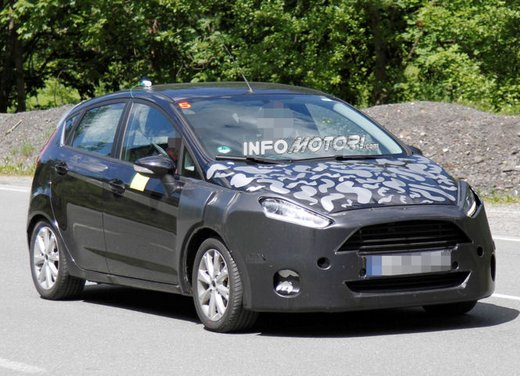 Ford Fiesta 2012, la nuova generazione pronta al debutto - Foto 2 di 24