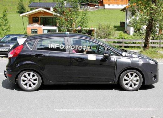 Ford Fiesta 2012, la nuova generazione pronta al debutto - Foto 4 di 24